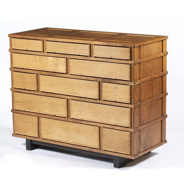 nn1 - 4 - Alan Peters Chest of Drawers.jpg Image